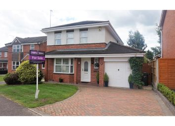 Thumbnail 4 bed detached house for sale in Oakhurst Drive, Crewe