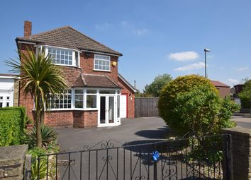 Thumbnail 3 bed detached house for sale in Wellsford Avenue, Solihull