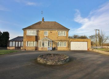 Thumbnail 4 bed detached house for sale in Red Lane, Kenilworth