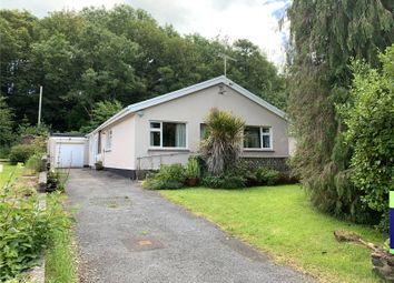 Thumbnail 4 bed bungalow for sale in Oakridge Acres, Tenby, Pembrokeshire