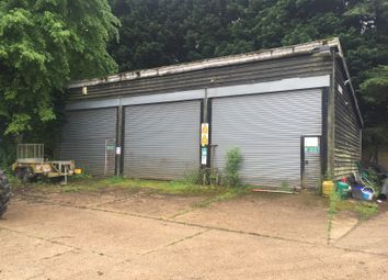 Thumbnail Commercial property to let in Weald Road, South Weald, Brentwood
