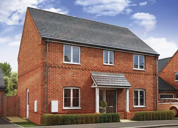 Thumbnail 4 bed detached house for sale in Plot 57, The Ribble, Cowley Park, Donington