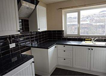 Thumbnail 3 bed terraced house to rent in Miskin Road, Tonypandy