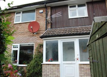 Thumbnail 3 bed terraced house for sale in Almeley Close, Hereford