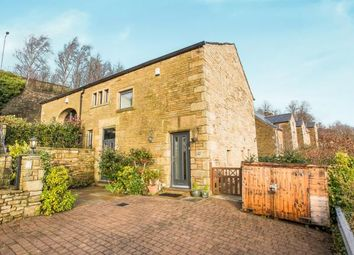 Thumbnail 3 bed barn conversion for sale in The Meadows, Sowerby Bridge, West Yorkshire