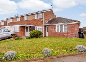 Thumbnail 5 bed semi-detached house for sale in Sheldrake Drive, Ipswich, Suffolk