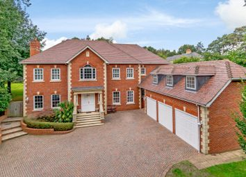 5 bed detached house for sale in The Spinney, Queens Drive, Oxshott, Surrey KT22