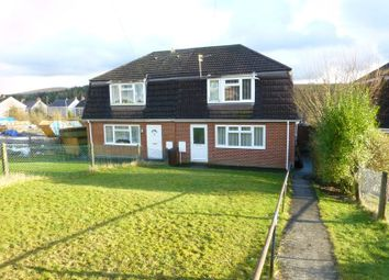 Thumbnail 3 bed semi-detached house for sale in Heol Y Gelynen, Upper Brynamman, Ammanford, Carmarthenshire.