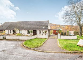 Thumbnail 3 bed semi-detached house for sale in Tor View, Contin, Strathpeffer