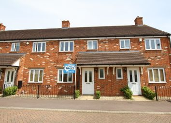Thumbnail 3 bed terraced house to rent in Pinson Close, Little Bourton