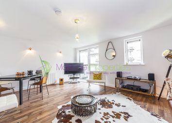 Glaisher Street, Greenwich, London SE8. 2 bed flat