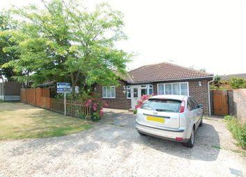 Thumbnail 2 bed detached bungalow for sale in York Avenue, Corringham, Stanford-Le-Hope