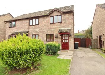Thumbnail 2 bed end terrace house for sale in The Turnstiles, Newport