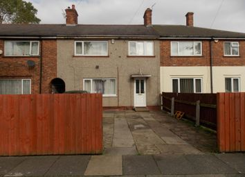 Thumbnail 3 bed terraced house for sale in Milton Road, Grimsby