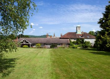 Thumbnail 7 bed equestrian property for sale in Ivy Mill Lane, Godstone