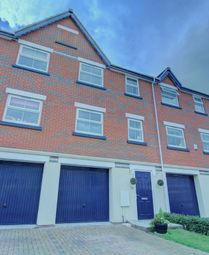 Thumbnail 4 bed town house for sale in Scollins Court, Ilkeston