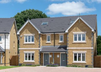 Thumbnail 4 bed semi-detached house for sale in Plot 15, Compass Fields, Bucks Avenue, Watford