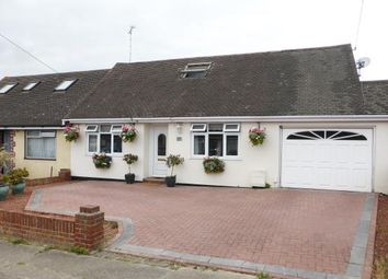 Thumbnail 3 bed bungalow for sale in Constitution Hill, Benfleet
