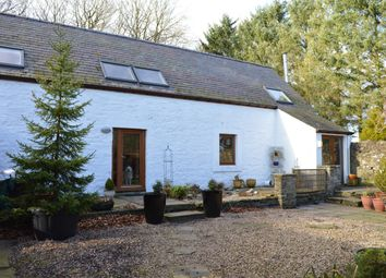 Thumbnail 4 bed detached house for sale in Abernyte, Perthshire