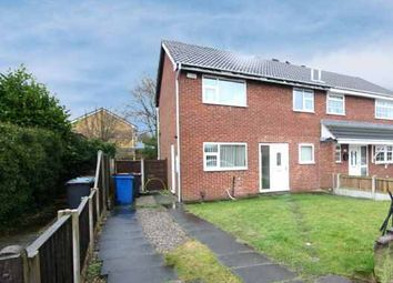 Thumbnail 3 bed semi-detached house for sale in Abbey Lane, Leigh, Lancashire