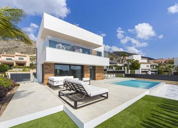Thumbnail 3 bed villa for sale in Calle Oslo 03509, Finestrat, Alicante