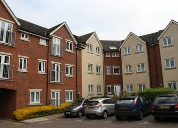 Thumbnail 2 bed flat to rent in Almond Court, Cromwell Road, Camberley