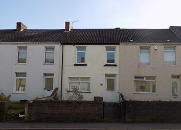 Thumbnail 2 bed terraced house for sale in Briton Ferry Road, Neath, Neath Port Talbot.