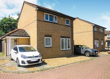 3 bed link-detached house for sale in Greenhill Close, Loughton, Milton Keynes MK5