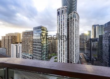 Thumbnail 2 bed flat for sale in 3 Limeharbour, London