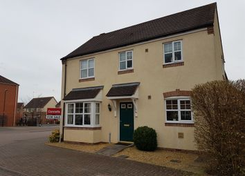 Thumbnail 3 bed link-detached house for sale in St. Peters Way, Bishopton, Stratford-Upon-Avon