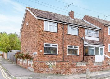 Thumbnail 5 bedroom end terrace house for sale in Godden Road, Canterbury