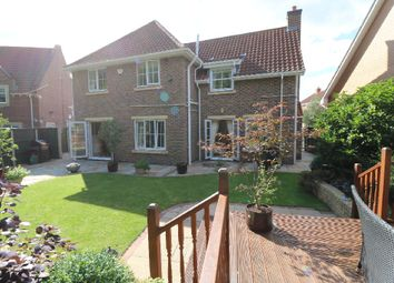 Thumbnail 4 bed detached house for sale in Pashley Walk, Belton, Doncaster