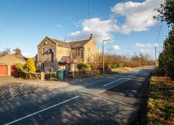 Thumbnail 4 bed farmhouse for sale in Lenacre Lane, Emley, Huddersfield