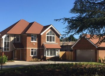 Thumbnail 4 bedroom detached house for sale in Plot 10 New Road, Ferndown, Dorset