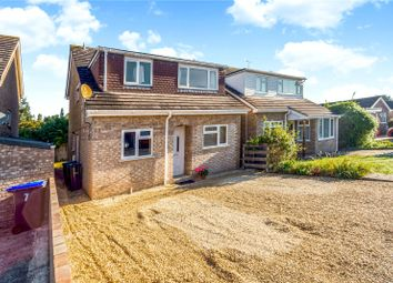 Thumbnail 4 bed detached house for sale in Richards Way, Salisbury, Wiltshire