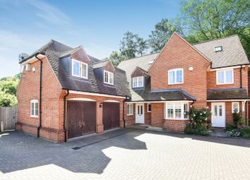 Thumbnail 5 bed semi-detached house for sale in Old School Green, Nettlebed, Henley-On-Thames