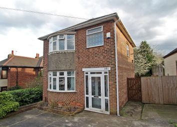 Thumbnail 3 bed detached house for sale in Foxhill Road, Carlton, Nottingham