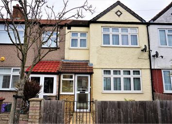 Thumbnail 3 bed terraced house for sale in Vale Road, Mitcham