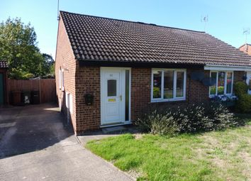 Thumbnail 2 bed bungalow to rent in Bournewood Close, Downswood, Maidstone