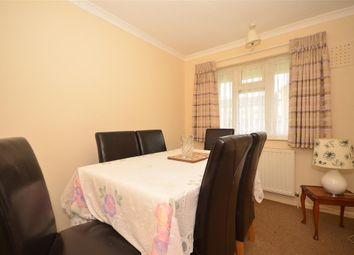 Thumbnail 3 bedroom flat for sale in Heathcote Avenue, Clayhall, Ilford, Essex