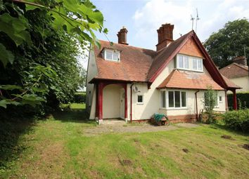 Thumbnail 3 bed semi-detached house to rent in Kitemoor Cottage, Faringdon, Oxfordshire
