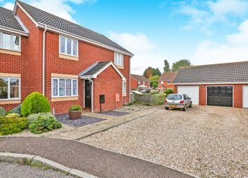 Thumbnail 2 bed terraced house for sale in Bellview Close, Briston, Melton Constable