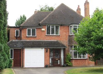 Thumbnail 5 bed detached house for sale in Buryfield Road, Solihull