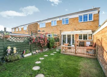 Thumbnail 3 bed semi-detached house for sale in Churchill Way, Sandy, Bedfordshire, .
