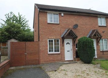 Thumbnail 2 bed semi-detached house for sale in Heaton Close, Radbrook Green, Shrewsbury