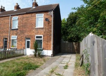 Thumbnail 2 bed end terrace house to rent in Woodbine Cottages, Hull