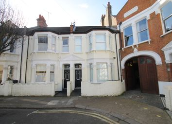 Thumbnail 3 bed terraced house to rent in Bronsart Road, Fulham