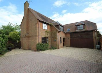Thumbnail 5 bed detached house for sale in Stable Cottage, Old Shaw Lane, Swindon