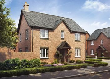 Thumbnail 4 bed detached house for sale in Sommerfield Road, Hadley, Telford, Shropshire