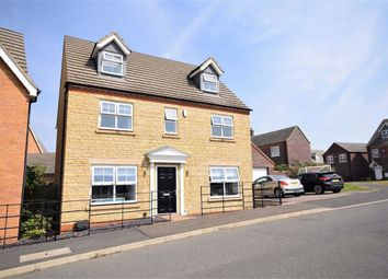 Thumbnail 5 bed detached house for sale in Reedings, Moulton, Northampton